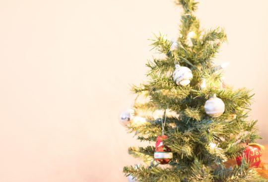 Levering av juletre etter jul