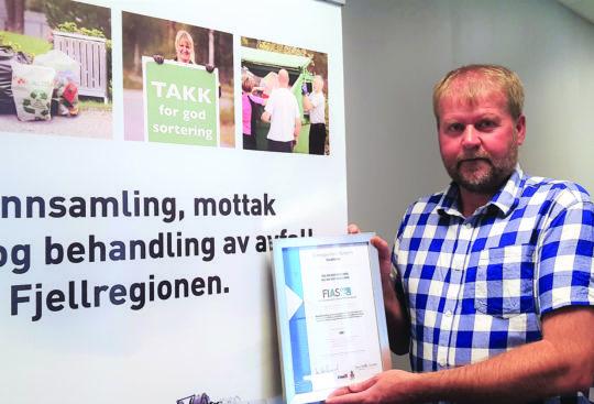 Daglig leder i FIAS, Jan Otto Saur