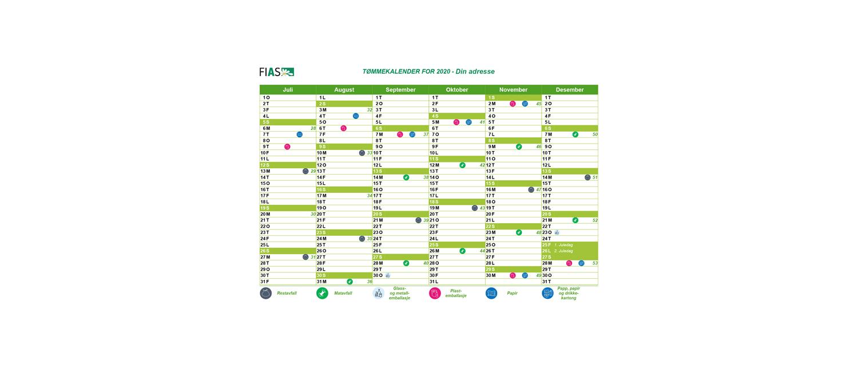 Tømmekalender